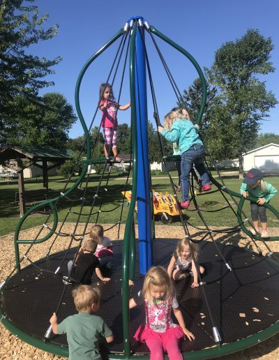 Playground in Thief River Falls