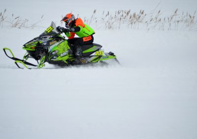 Speed on the Snow in Thief River.