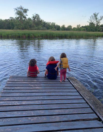 Water fun in Thief River Falls